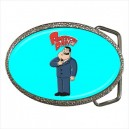 American Dad - Belt Buckle