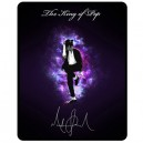 Michael Jackson Signature - Medium Throw Fleece Blanket