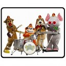 The Banana Splits - Medium Throw Fleece Blanket