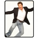 Michael Ball - Medium Throw Fleece Blanket