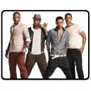 JLS - Medium Throw Fleece Blanket
