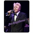 Joe Longthorne - Medium Throw Fleece Blanket