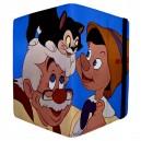 Disney Pinocchio - Apple iPad 2 Book Style Flip Case