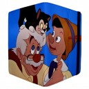 Disney Pinocchio - Apple iPad Mini Book Style Flip Case