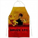Bruce Lee - BBQ/Kitchen Apron
