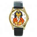Hong Kong Phooey- Gold Tone Metal Watch