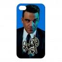 Robbie Williams - iPhone 4 4s iOS 5 Case