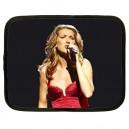 """Celine Dion - 12"""" Netbook/Laptop case"""