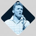 Billy Fury - Car Window Sign