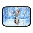 "Disney Frozen Olaf - 10"" Netbook/Laptop case"