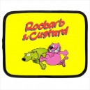 "Roobarb And Custard - 12"" Netbook/Laptop case"