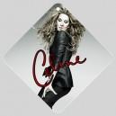 Celine Dion - Car Window Sign