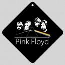 Pink Floyd - Car Window Sign