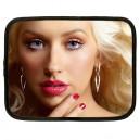 "Christina Aguilera - 15"" Netbook/Laptop case"