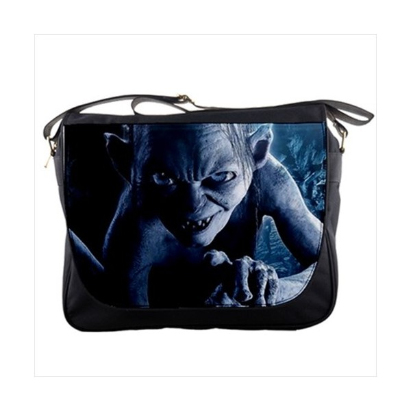 Gollum The Lord Of The Rings Messenger Bag Stars On Stuff