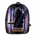 Guardians of the Galaxy Rocket Raccoon - School Bag (Large)