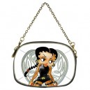 Betty Boop As Lara Croft -  Chain Purse