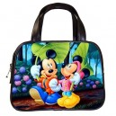Disney Mickey And Minnie Mouse - Classic Handbag