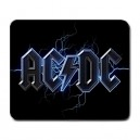 AC / DC Logo - Large Mousemat