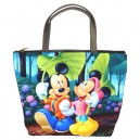 Disney Mickey And Minnie Mouse - Bucket bag