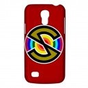 Captain Scarlet - Samsung Galaxy S4 Mini GT-I9190 Case
