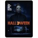 Halloween Michael Myers - Large Throw Fleece Blanket