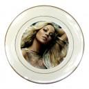 Mariah Carey - Porcelain Plate