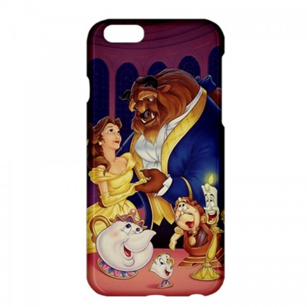 iphone 6 phone case beauty and the beast