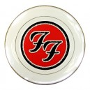 The Foo Fighters Logo - Porcelain Plate