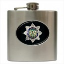 The Cheshire Regiment - 6oz Hip Flask