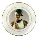 50 Cent - Porcelain Plate