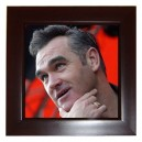 Morrissey - Framed Tile