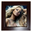 Mariah Carey - Framed Tile