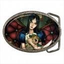 Alice Madness Returns - Belt Buckle