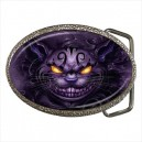Alice Madness Returns Cheshire Cat - Belt Buckle