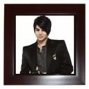 Adam Lambert - Framed Tile