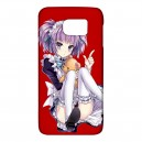 Anime Manga Girl - Samsung Galaxy S6 Case