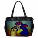 Dastardly And Muttley -  Oversize Office Handbag