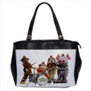The Banana Splits -  Oversize Office Handbag