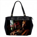 Jon Bon Jovi Signature -  Oversize Office Handbag