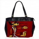 Hong Kong Phooey -  Oversize Office Handbag