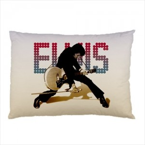 Elvis Presley Pillow Case Stars On Stuff