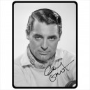 Cary Grant Signature - Large Throw Fleece Blanket