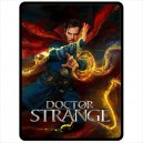 Doctor Strange - Large Throw Fleece Blanket