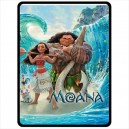Disney Moana - Large Throw Fleece Blanket