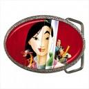 Disney Mulan - Belt Buckle