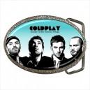 Coldplay - Belt Buckle