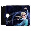 Disney Frozen Elsa - Apple iPad Mini Book Style 360° Rotatable Flip Case