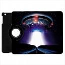 Close Encounters Of The Third Kind - Apple iPad Mini Book Style 360° Rotatable Flip Case