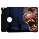 An American Werewolf In London - Apple iPad Mini Book Style 360° Rotatable Flip Case